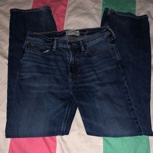 Abercrombie Kids sz 15/16 bootcut jeans